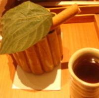 抹茶パフェ