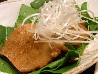 豚トロチャーシュー炙り焼き