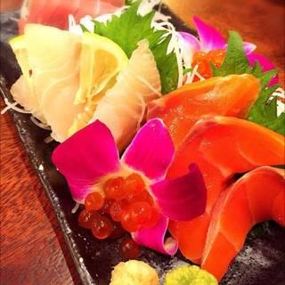 旬鮮魚三昧コース