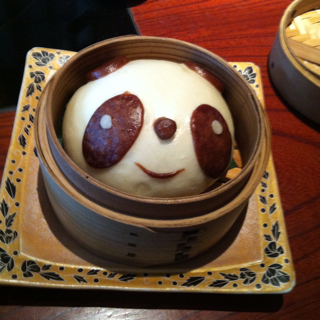パンダ饅頭