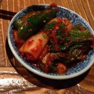 オモニの白菜キムチ