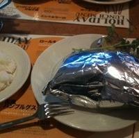 つばめ風ハンブルグステーキ
