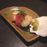 お寿司3種盛