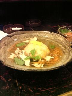 里芋の満月揚げ