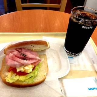 朝カフェ Aセット/DOUTOR コーヒーショップ 津久野イトーヨーカドー店