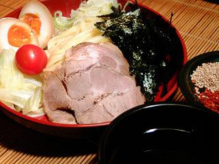 広島風 辛冷つけ麺
