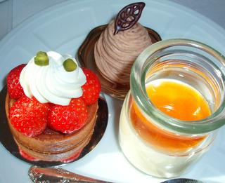 ケーキバイキング/サーウィンストンホテル カフェ&ブッフェ W cafe