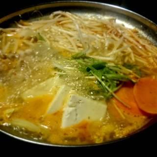 白味噌チゲ鍋