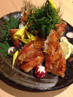 熟成鶏の西京焼き