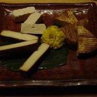 特選チーズ3種盛り