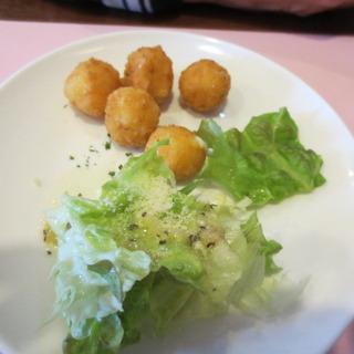 パスタセットプラス選べる前菜セット