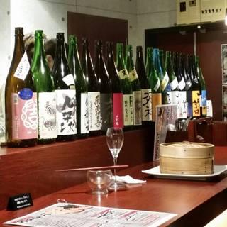 日本酒各種せいぞろい♪