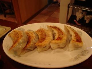 ジャンボ焼き餃子