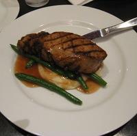 豚肉ステーキ