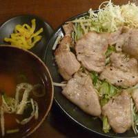 豆豚食堂 Asahi‐ya
