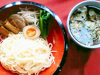 にぼしつけ麺