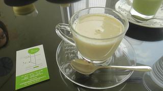 メイプル豆乳