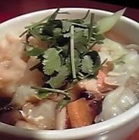 素菜刀削麺