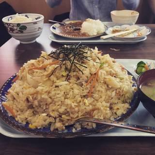 チャーハン(大盛り)