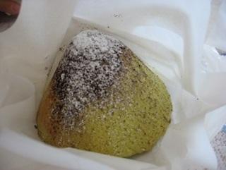富士山メロンパン