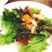 本日のグリル野菜の盛り合わせ