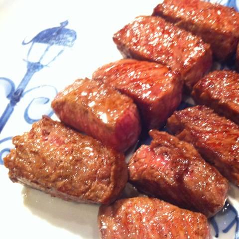 神戸牛ステーキランチ