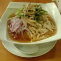 冷製蒸し鶏スープ膳
