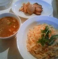 つけ麺(海老出汁醤油)