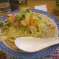 野菜たっぷりちゃんぽん