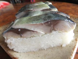 特上松前寿司
