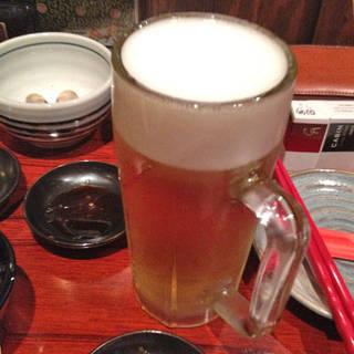 生ビール スーパードライ