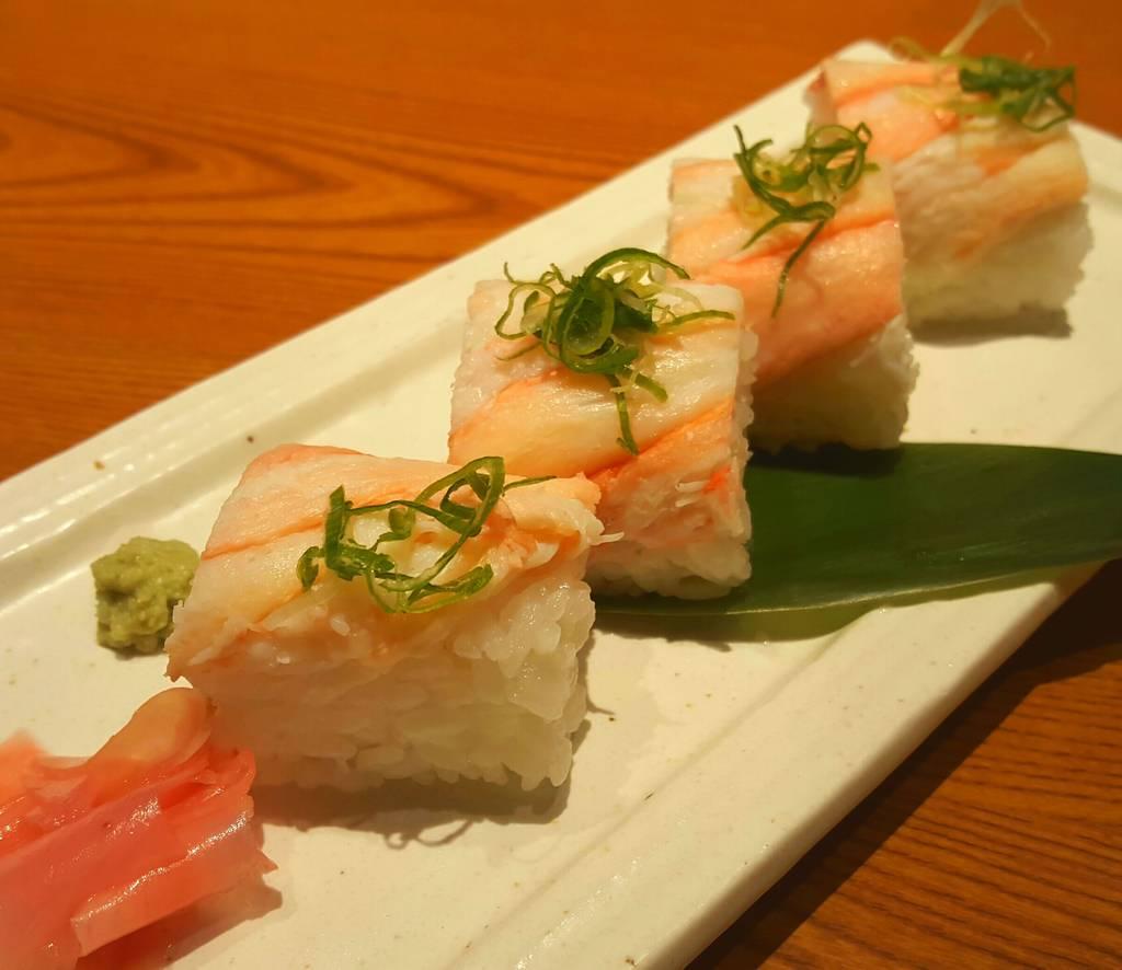 かに棒寿司