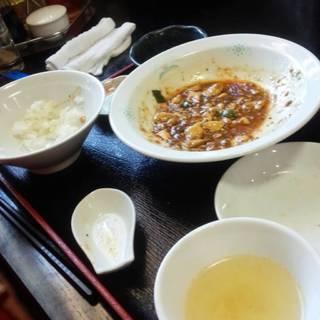 四川麻婆定食