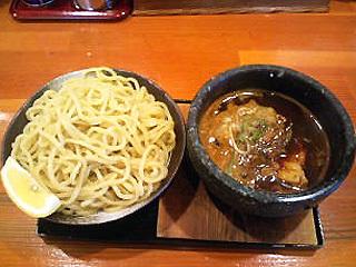 石焼つけ麺