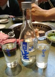 船尾瀧(冷酒)