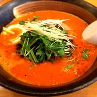 横浜中華街 王朝 担担麺専門店