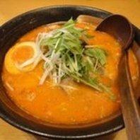 五穀豊穣の担担麺