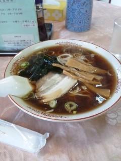 中華そば/会飯よこ多