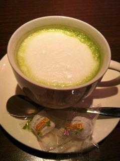 辻利抹茶ミルク