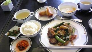 三彩午餐 八宝菜セット