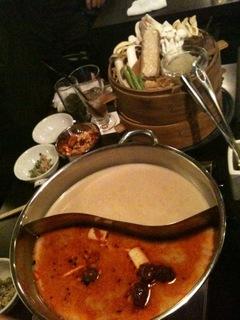 野菜ソムリエきのこ火鍋