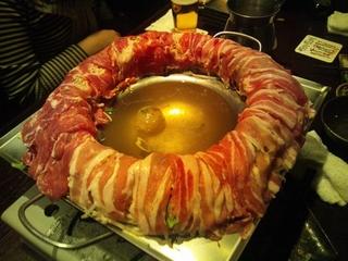 国産豚 美人鍋