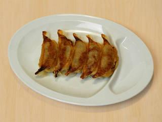 比内地鶏餃子