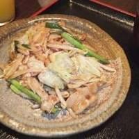 豚スタ定食