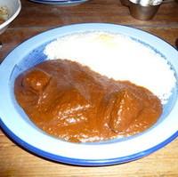 ビーフ ホホ肉煮込カレー