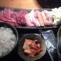 9のつく日お肉食べ放題ランチ
