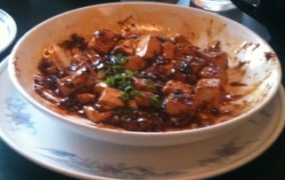 激辛マーボー豆腐