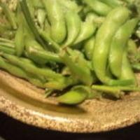 大盛り枝付き枝豆