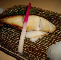 銀ダラ西京焼