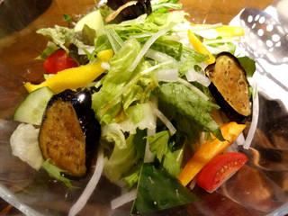 熊本産 彩り野菜のサラダ